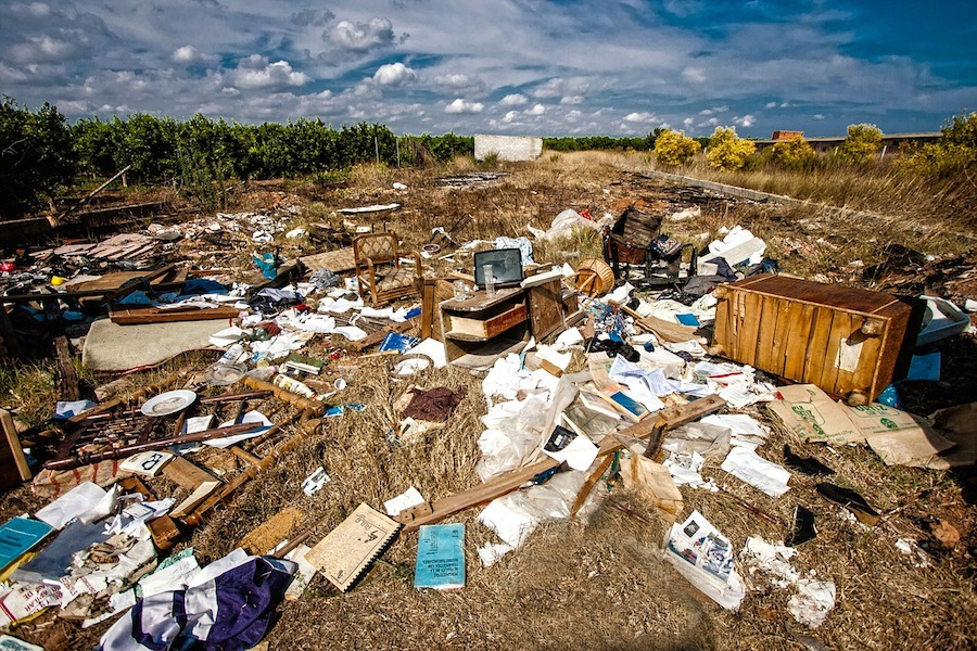 Property Cleanup in Escondido